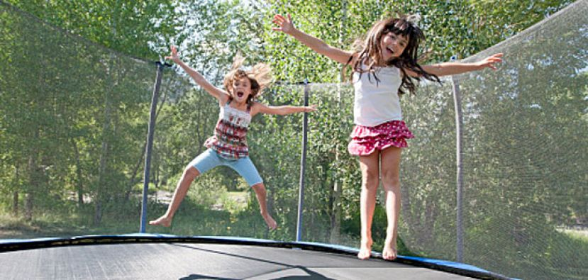 Trampoline Safety Advice