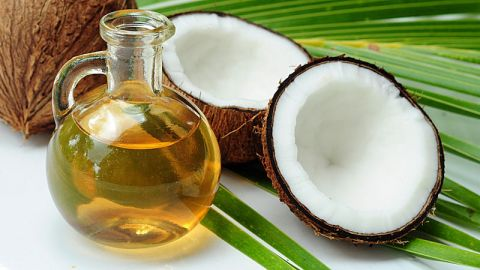 Coconut Oil Could Combat Tooth Decay